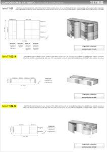 Scheda Tecnica Tetris 102