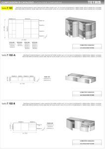 Scheda Tecnica Tetris T101
