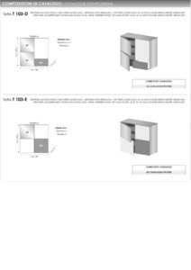 Scheda Tecnica Tetris T103-2