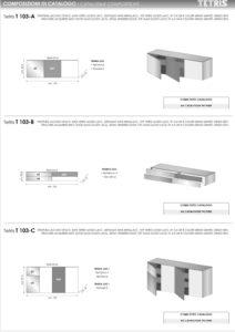 Scheda Tecnica Tetris T103