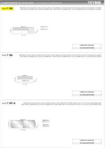 Scheda Tecnica Tetris T105