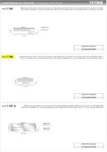 Scheda Tecnica Tetris T106