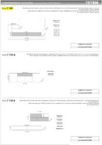 Scheda Tecnica Tetris T109