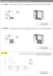 Scheda tecnica Tetris T104